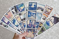 5 Fantastic DIY Ways To Take Your Cell Photos Off-Screen - 2. Photobooth style strips