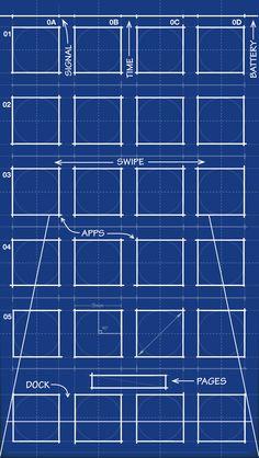 Iphone 5s ios 7 blueprint wallpaper 640x1136 by nikolia982003 iphone wallpapers iphone 5 imgur malvernweather Gallery