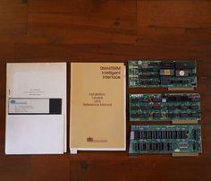 Synergizer CP/M system for Apple II - Ram, SmartTerm, and Software Apple Ii, Software, Vintage, Ebay, Primitive