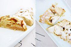 Apfelstrudel #ichbacksmir #apfelkuchen #apfel #apple