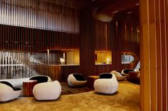 Tianxi Oriental Club in Huizhou, China by Deve Build Design