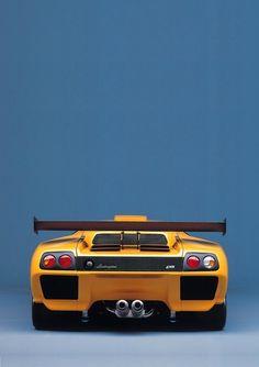 Lamborghini Diablo SV.