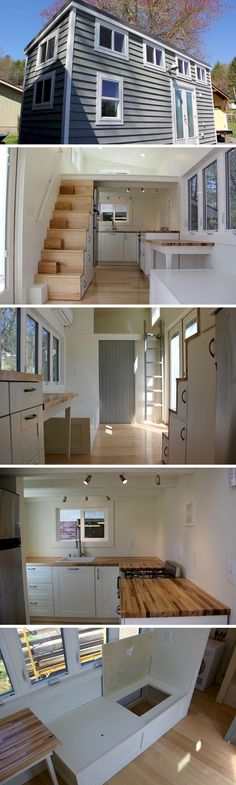 Awesome 40+ Best and Stunning Tiny House on Wheels that You Must Have Right Now https://decoor.net/40-best-and-stunning-tiny-house-on-wheels-that-you-must-have-right-now-2056/