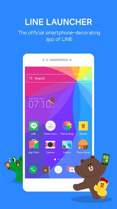 LINE Launcher v2.3.146   LINE Launcher v2.3.146Requirements:4.0.3 and upOverview:LINE Launcher - LINE's official Android Home Believe LINE Launcher your dull Android will become brand-new in a twinkle. Spice up your mobile life with LINE Launcher now!LINE Launcher v2.3.146  LINE Launcher - LINE's official Android Home Believe LINE Launcher your dull Android will become brand-new in a twinkle. Spice up your mobile life with LINE Launcher now!   dodol Launcher has changed brand name to LINE…