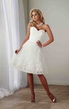 I have been madly looking for new sort of short country wedding dresses! Explore our range of Short Country Wedding Dresses Find the latest styles from Short Country Wedding Dress, Western Wedding Dresses, Wedding Dresses 2018, Lace Shorts, White Dress, Bridal, Inspiration, Awesome, Style