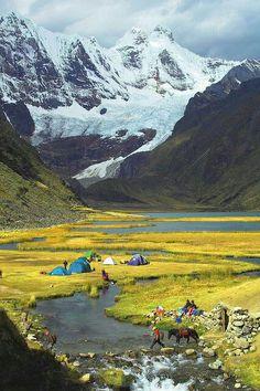 Cordillera de Huayhuash, Ancash