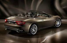 Maserati Gran Cabrio Fendi