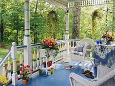 Porches, Patios and Decks