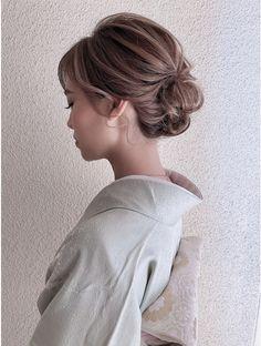 Bun Hairstyles, Wedding Hairstyles, Hair Arrange, Salon Style, Fashion Books, Updos, Salons, Hair Beauty, Hair Styles
