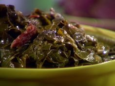 King's Greens recipe from Sunny Anderson via Food Network