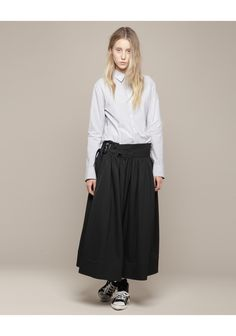 LIMI FEU /  LONG GATHERED SKIRT
