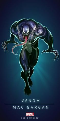 "Marvel Comics: Venom ""Mac Gargan"""