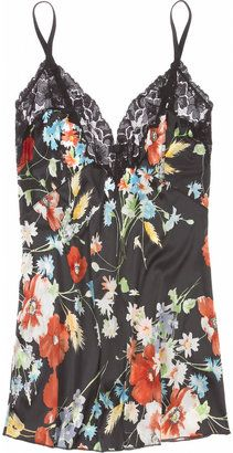 ShopStyle: Dolce & Gabbana Floral cami top