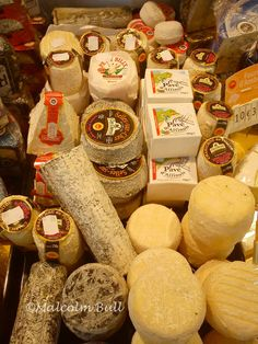French cheese, Mortagne, Basse-Normandie, France