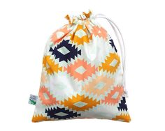 Bikini Bag. Small Wet Bag. Wet Dry Bag. by LittleAlligatorStore #bikini #bag #swimming #aztec