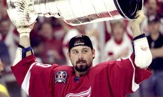 Martin Lapointe, Stanley Cup, 1998