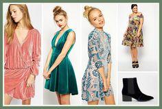 #velvet #velluto #dress #fashion #cool #spring #dresses #mood #trend #blog