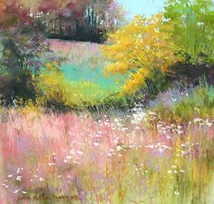 Wild Meadow Barbara Bernadetti Newton