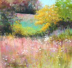Wild Meadow Barbara Bernadetti Newton