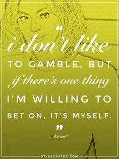 the best feminist quotes from celebrities | Beyoncé