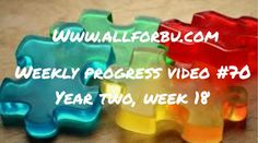 All For Bu: Year Two, Week 18 (70th Weekly Video!)…autism, ABA, evaluation, holidays, homeschool, labwork, medicaid waiver, occupational therapy, PLSA, progress videos, sensory-defensive, sign language, video