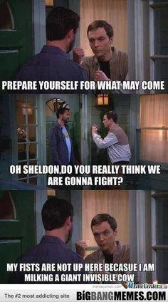 You have it coming for yah Wil Wheaton - - The Big Bang Theory Memes and Funny Pics - The Big Bang Theory Memes