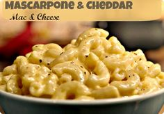 Gourmet Mac And Cheese on Pinterest | Cheese, Cheese Recipes and ...