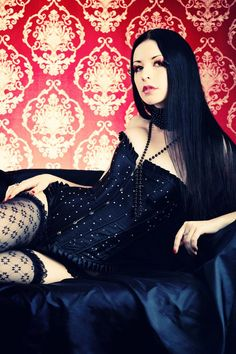 Image result for gothic beauty