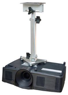 Projector Ceiling Mount for Epson EB-940 EB-940H EB-945 EB-945H EB-950W EB-950WH, Silver