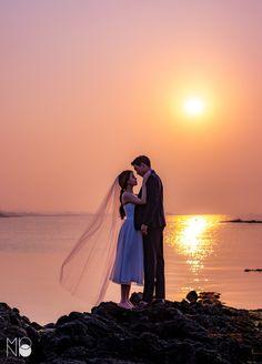 Pre Wedding Photoshoot, Wedding Poses, Korean Photoshoot, Double Exposure Photography, Korean Wedding, Ulzzang Couple, Wedding Memorial, Wedding Pictures, Getting Married