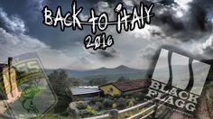 Zu Besuch in Italien - Von Black Bass und Frühjahrgewittern