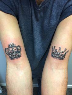 crowns / tattoo