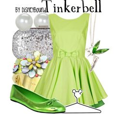 """Tinkerbell"" by lalakay on Polyvore"