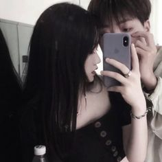 Matching Couples, Matching Icons, Bad Boys Tumblr, Avatar Couple, Cute Korean Girl, My Favorite Image, Couple Goals, Ulzzang, Anime