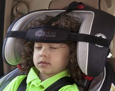 Head Hugger - Head Support Device That Cradles the Head and Eliminates Pressu... #HeadHugger