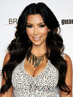 New Style Long Wavy Black African American Lace Front Wigs for Women : fairywigs.com