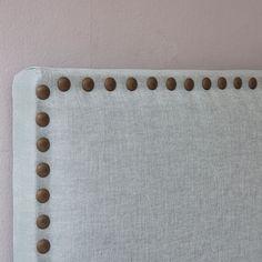 Nao cabecero tapizado