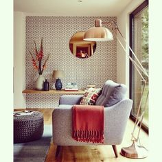 From http://ift.tt/1Tl0tWM Posted on May 19 2016 at 12:29AM by... Inspiring Spaces Board Design Home Decor Home Office