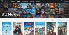 Netflix continuam transmitindo determinados títulos da Disney e da Marvel, mas com os novos filmes da Disney em qualquer lugar pelo serviço de streaming que lançou nesta terça-feira (25/02), mais de 400 títulos (Sim, 400!) estão disponíveis para PCs e dispositivos iOS – incluindo Frozen!