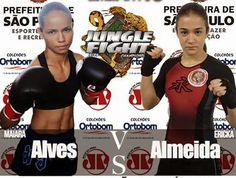 DOJO VIRTUAL: Jungle Fight 73 inaugura peso-palha feminino com a...