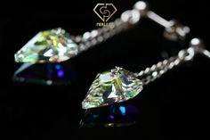 Swarovski earrings Swarovski Jewelry, Diamond Earrings, Jewellery, Jewels, Schmuck, Diamond Drop Earrings, Jewelry Shop, Jewlery, Jewelery
