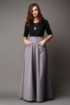 Fumeterre skirt | The skirt I've been looking for