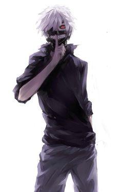Kaneki Ken - Tokyo Ghoul:re \ ^^ / Manga Anime, Fanarts Anime, Anime Characters, Anime Art, Sad Anime, Anime Demon, Kawaii Anime, Kaneki Fanart, Tokyo Ghoul