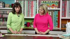 How-To-Quilt Series: Mitered Corners for Borders (7 of 9)