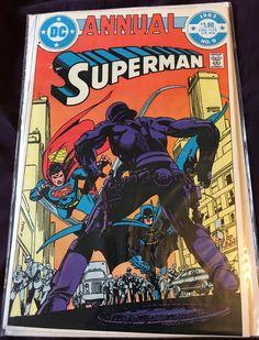 Annual Superman Comic - Issue 9
