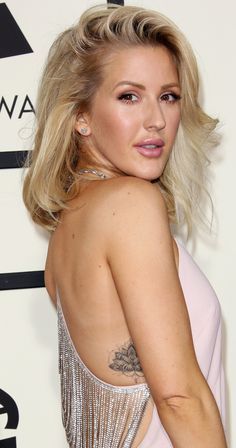 Why Ellie Goulding fans are a little worried about her 'new lips'...