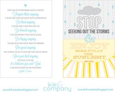 Entire year of free printables from Kiki & Co.