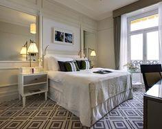 Fairmont Le Montreux Palace #Montreux #Switzerland #Luxury #Travel #Hotels #FairmontLeMontreuxPalace