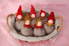 Pocket dolls