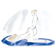 Leap Frog—Sex Positions